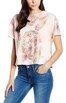 Lee Women's Cropped Tee Short Sleeve T-Shirt,Medium