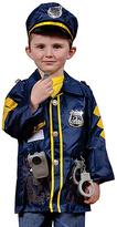 Blue Police Officer Dress-Up Set - Kids