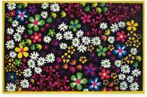 Fun Rugs Floral 4-Foot 10-Inch x 3-Foot 3-Inch Area Rug