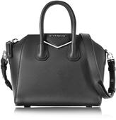 Givenchy Antigona Mini Metal Black Leather Satchel bag