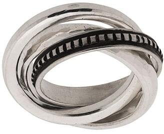 Werkstatt:Munchen Ring Forever Hammered