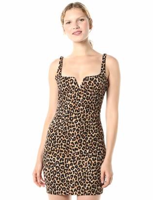 LIKELY Women's Leopard Constance Dress