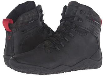 Vivo barefoot Vivobarefoot Tracker Firm Ground (Black) Women's Hiking Boots