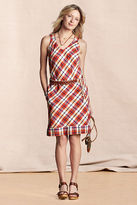 Women's Madras Tank Dress