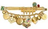 Multi Locket Bracelet