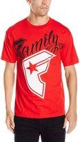 Famous Stars & Straps Men's Big Wildcat T-Shirt-2XL