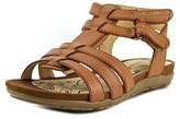 Bare Traps Baretraps Rhose Women Open Toe Synthetic Brown Gladiator Sandal.