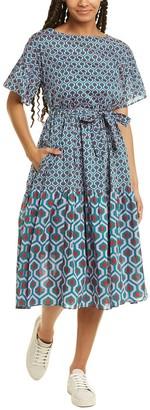 Max Mara Uscita 2 Midi Dress