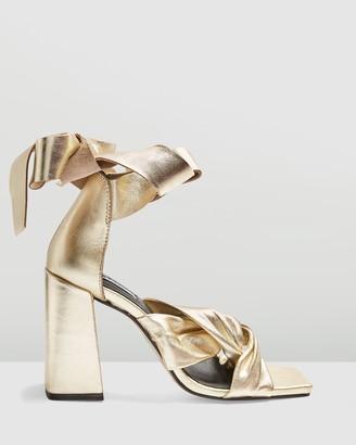Topshop Revolve High Sandals