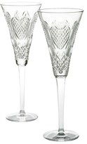 Waterford 'Wedding Heirloom' Lead Crystal Champagne Flutes