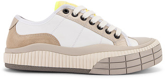 Chloé Clint Low Top Sneakers in Soft White | FWRD