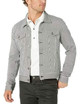 Mills Supply Men's Classic Trucker Jacket