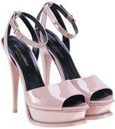 Saint Laurent New Tribute Sandals