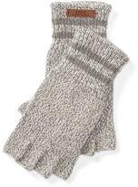 Polo Ralph Lauren Ragg Wool Fingerless Gloves