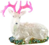 Cody Foster & Co Buck With Pink Rack Ornament