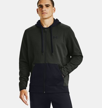 Under Armour Men's Armour Fleece Textured Full Zip Hoodie