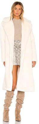 Apparis Mona Faux Fur Coat