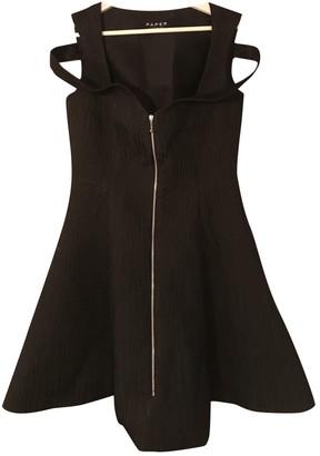 Paper London Black Dress for Women