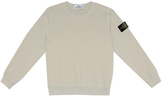 Stone Island Junior Cotton sweatshirt