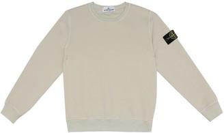 Stone Island Kids Cotton sweatshirt