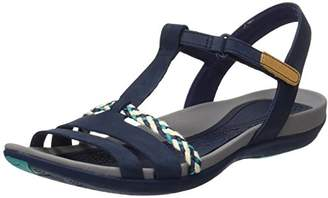 Clarks Women's Tealite Grace Sandals, Blue (Navy)