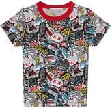 Marc Jacobs Short Sleeve Badge T-Shirt