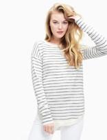 Splendid Topsail Stripe Pullover