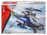 Spin Master Toys Spin Master Meccano Tactical Copter Model Kit