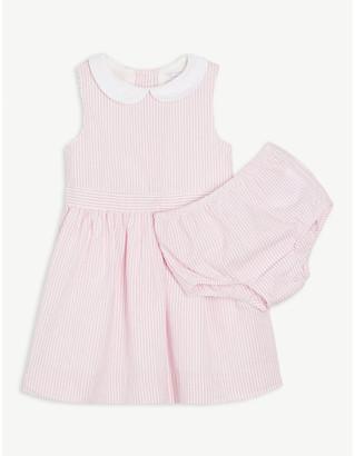 Ralph Lauren Striped cotton dress 6-24 months