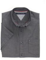 Tommy Hilfiger Short Sleeve Custom Fit Shirt