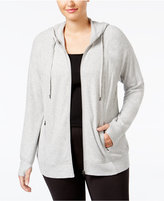 Ideology Plus Size Hoodie, Only at Macy's