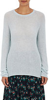 TOMORROWLAND Women's Cashmere-Cotton Sweater-LIGHT BLUE