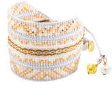 Mishky Spree Beaded Cuff Bracelet