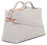 Ted Baker Albee Pop Handle Leather Tote Bag