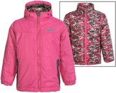 Rugged Bear Systems Winter Jacket - Insulated, 3-in-1 (For Little Girls)