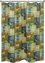 Bacova Guild Live Love Lake Shower Curtain