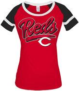 5th & Ocean Women's Cincinnati Reds Homerun T-Shirt