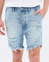 One Teaspoon Mr Pinks Denim Shorts