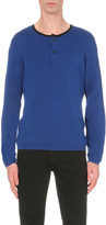 The Kooples Blue crewneck jumper