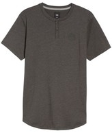 Vans Men's Hitson Ii Logo Henley T-Shirt