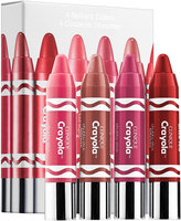 Clinique CrayolaTM Chubby StickTM Crayon Box in 4 Brilliant Colors