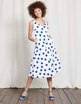 Vanda Dress meadow Spring Scattered Spot Women Boden