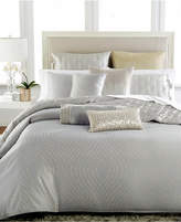 Hotel Collection Finest Silver Leaf King Duvet Cover Bedding