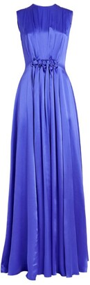 Roksanda Silk Alesis Maxi Dress