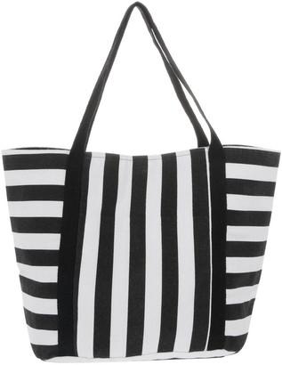 Regatta Block Stripe Double Handle Tote Bag
