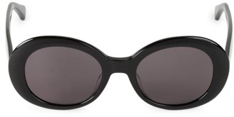Illesteva Mathilde 51MM Oval Sunglasses