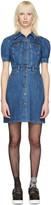 Miu Miu Blue Denim Dress