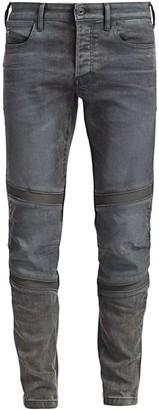 G Star Motac Slim-Fit Faded Jeans