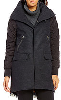 Sorel Conquest Carly Wool Down Walker Coat