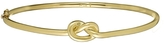 Finn Love Knot Bangle - Yellow Gold